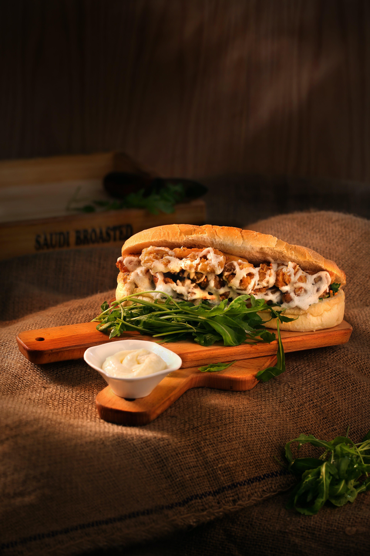 おいしい, お肉, まな板, サンドイッチの無料の写真素材
