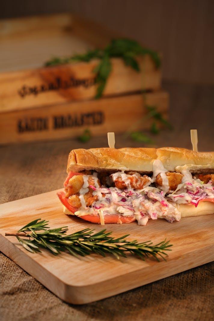 20 Lenten Sandwich Ideas