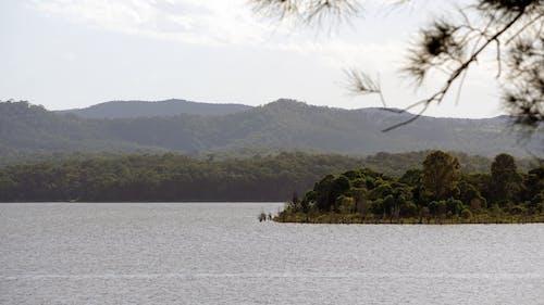 Photos gratuites de barrage, eau, folliage, montagnes
