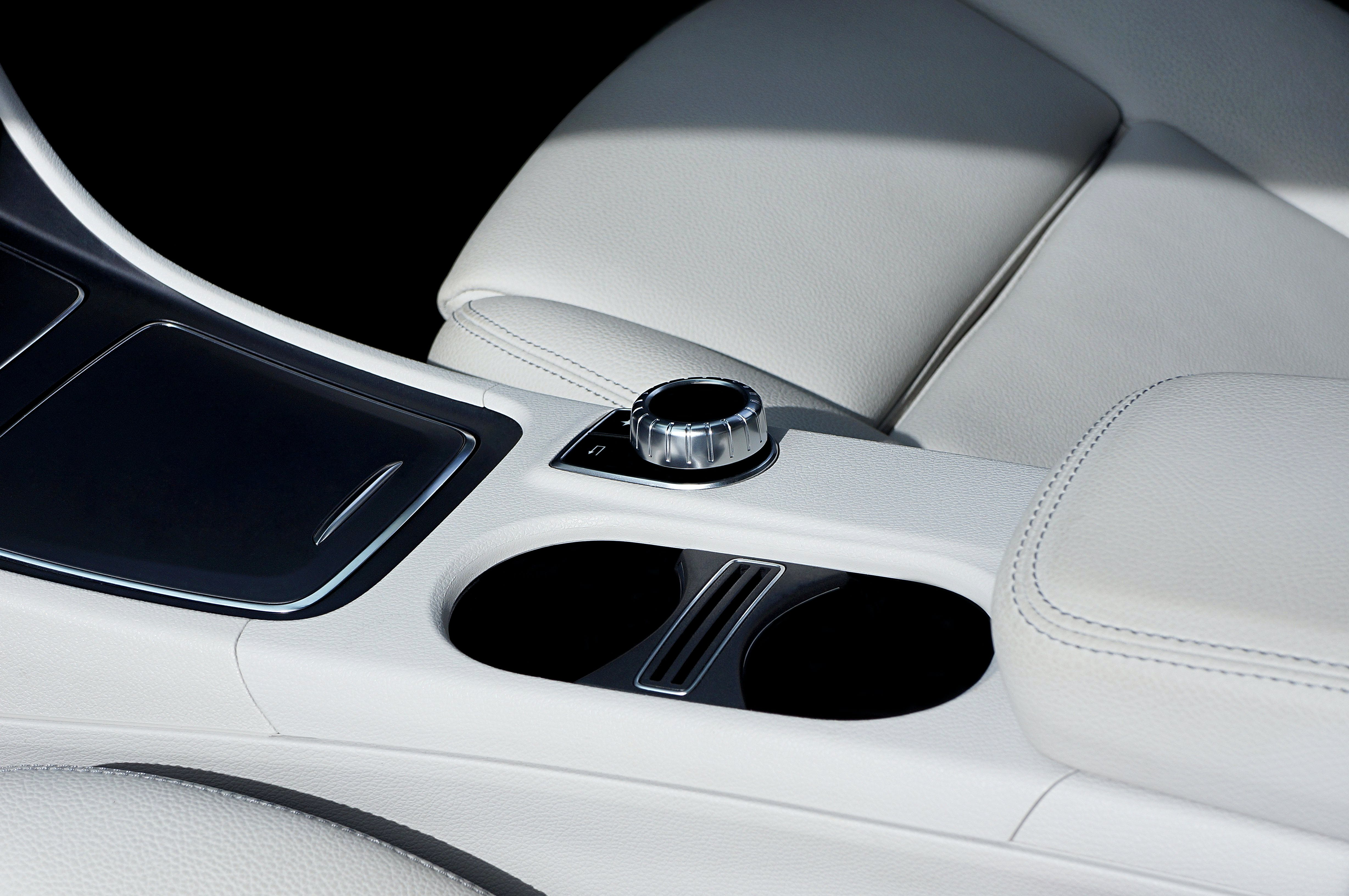 Vehicle Center Console