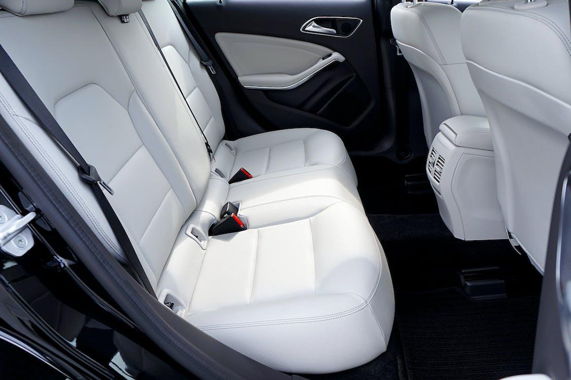 автомобіль, білий, внутрішній