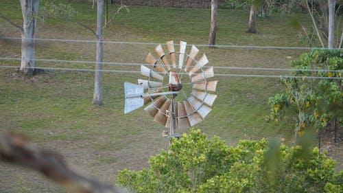 Photos gratuites de buisson, campagne, exploitation agricole, moulin à vent