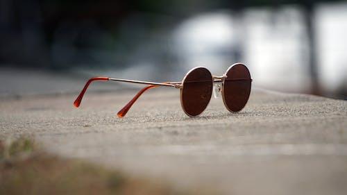 Photos gratuites de arrière-plan flou, lunettes de soleil