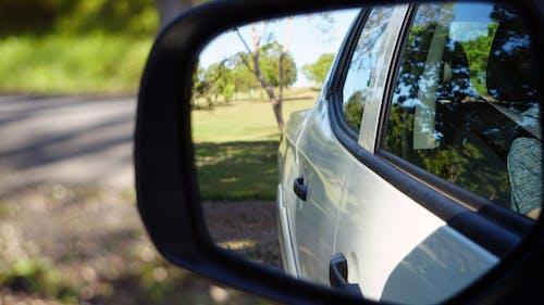 Photos gratuites de camion, miroir, pick-up, rétroviseur extérieur