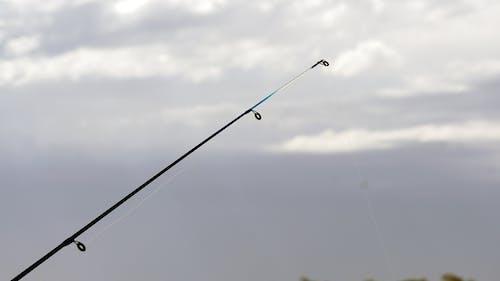 Photos gratuites de barre, canne à pêche, ciel, nuageux