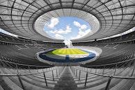 field, architecture, stadium