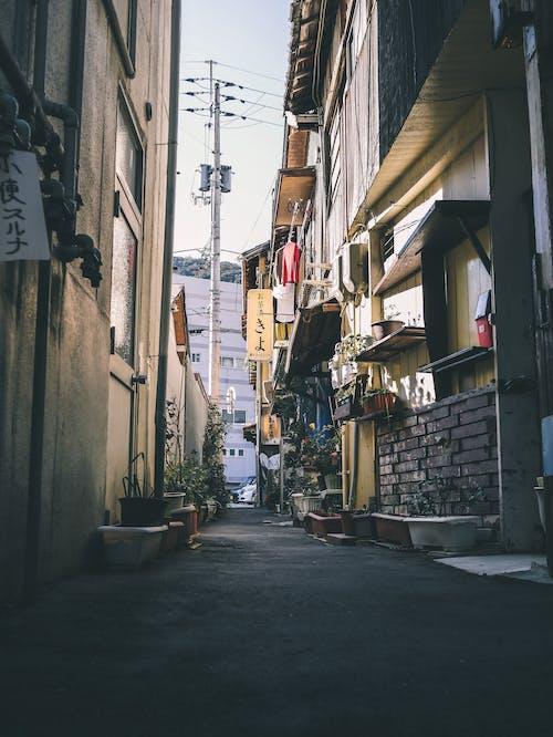Darmowe zdjęcie z galerii z architektura, budynki, domy, droga