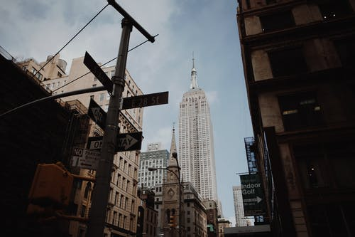 Gratis lagerfoto af arkitektur, by, byggeri, bygninger