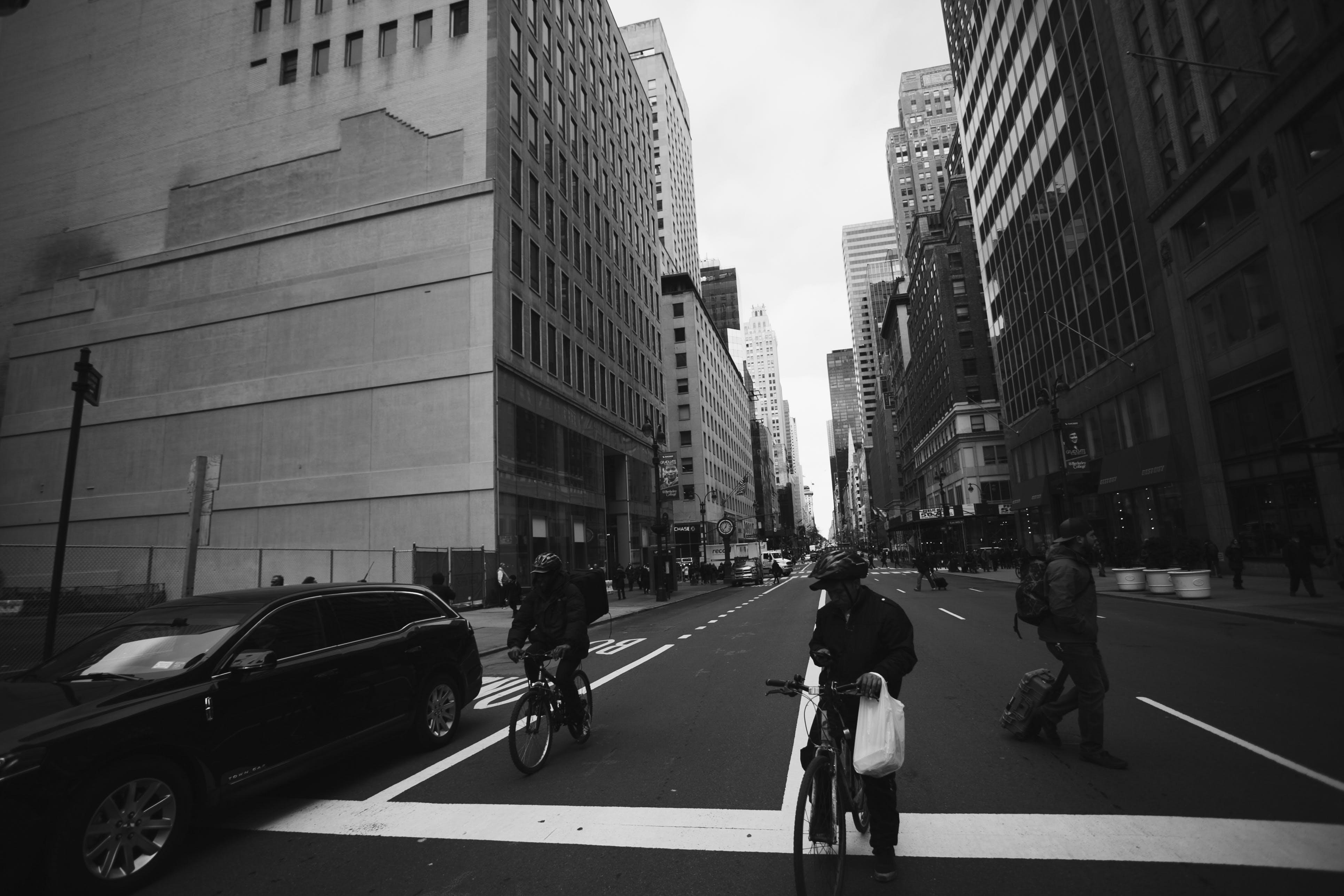 Foto profissional grátis de cidade de nova iorque, fotografia de rua, inverno, Nova Iorque