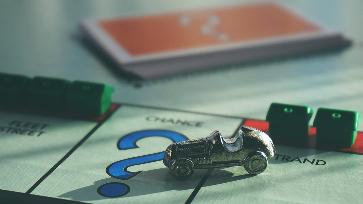 Monopoly Car Piece