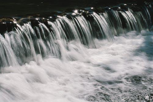 Fotobanka sbezplatnými fotkami na tému vodopád