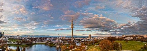 Gratis lagerfoto af arkitektur, by, bygninger, München