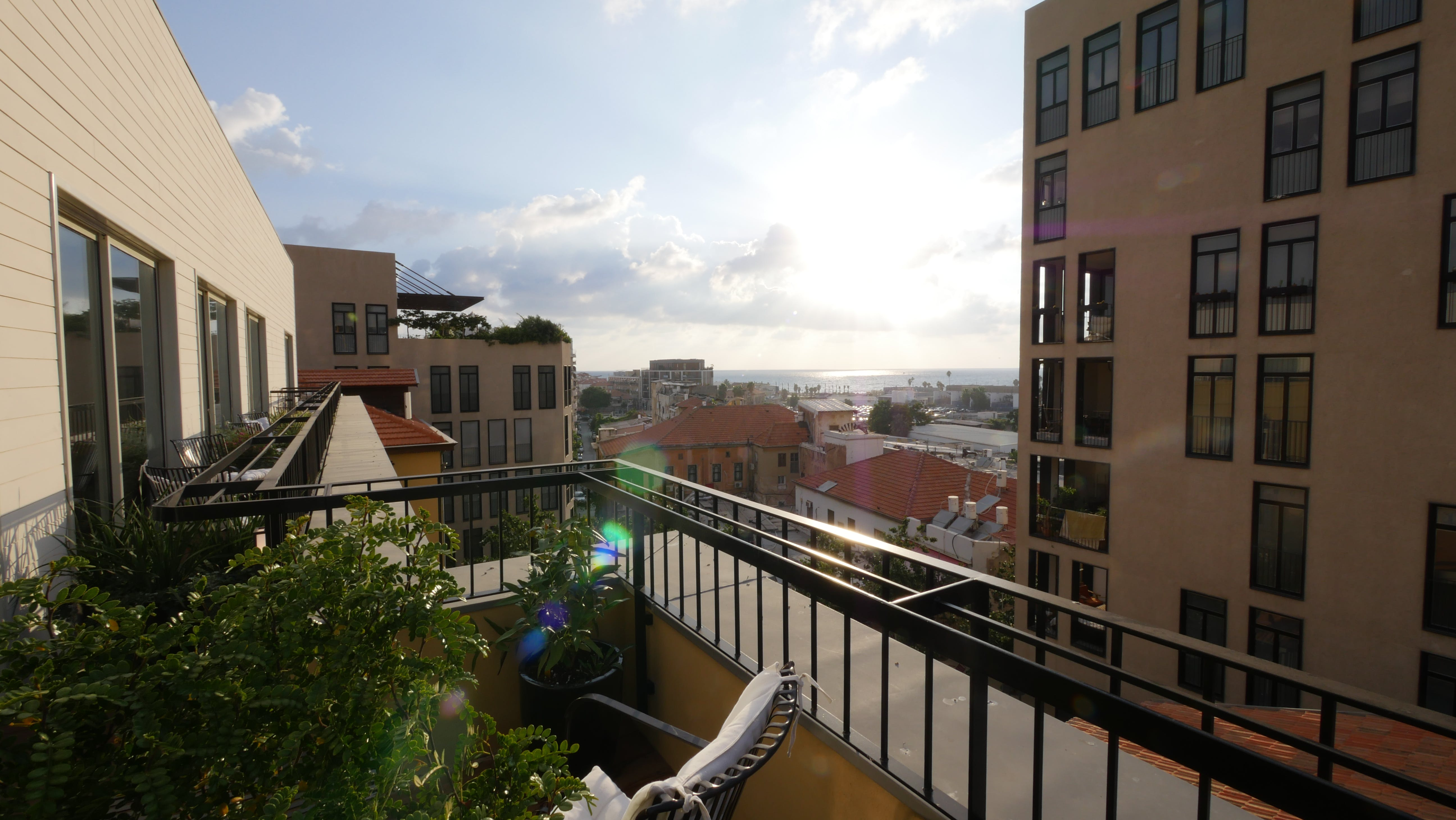 Free stock photo of city, city view, Israel, rooftop