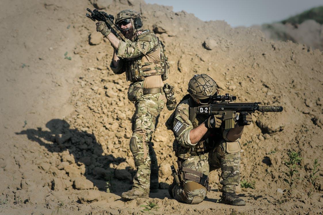 alat bersenjata, gurun pasir, kamuflase