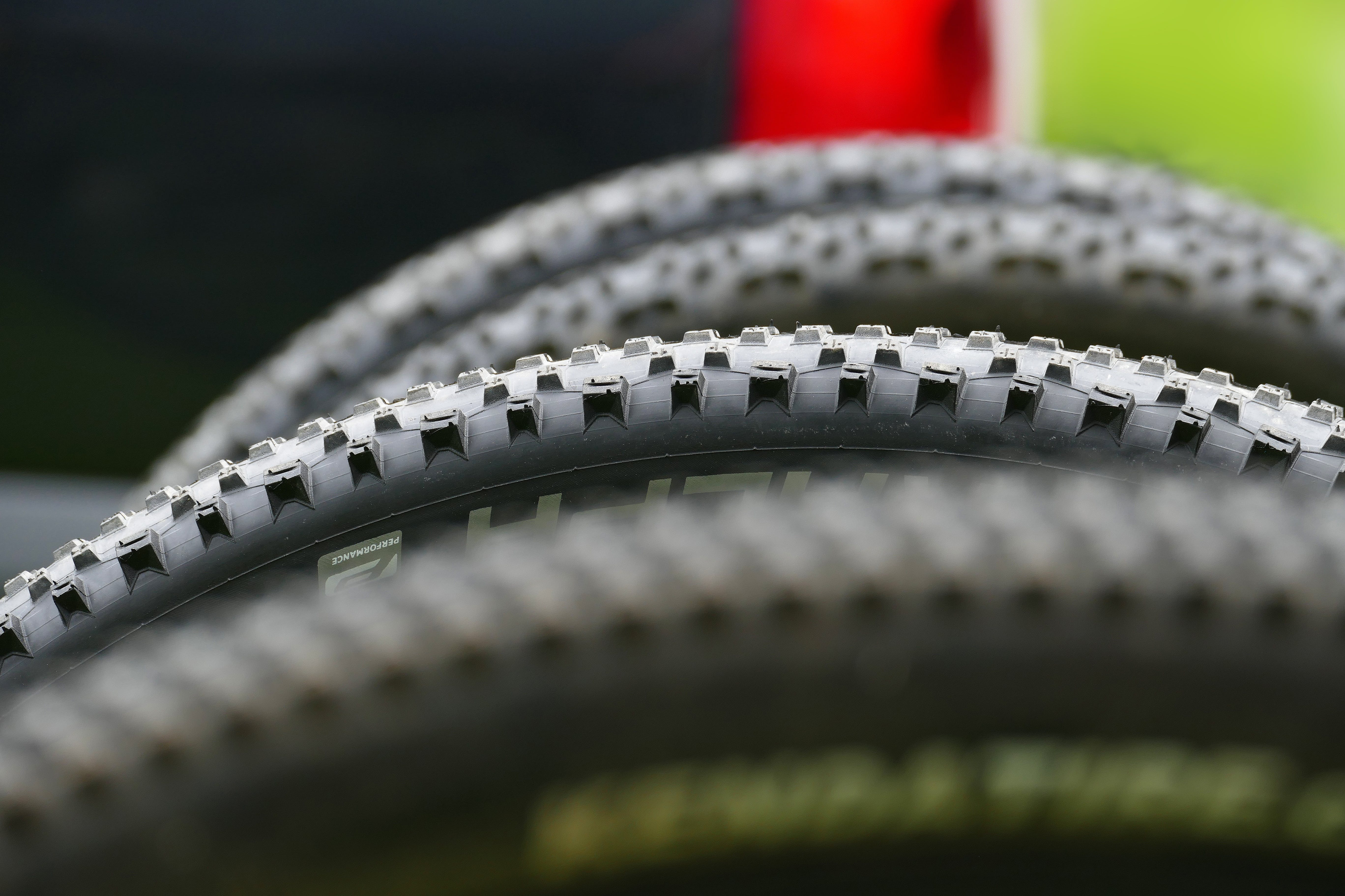 Bicycle Spiky Tire