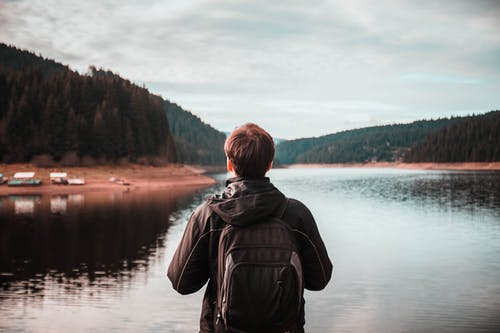 경치, 금발, 나무, 물의 무료 스톡 사진