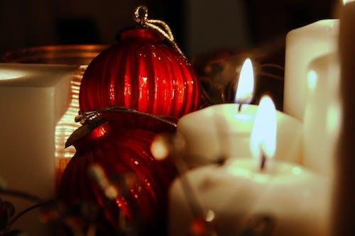 Immagine gratuita di avvento, brillante, bruciato, candela
