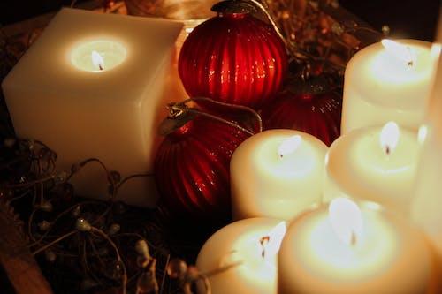 Immagine gratuita di brillante, bruciato, candela, celebrazione