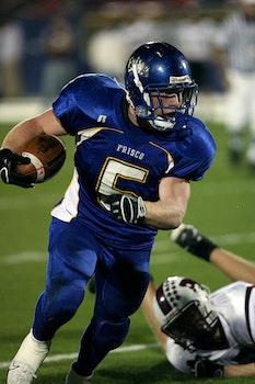 Prisco American Football Player