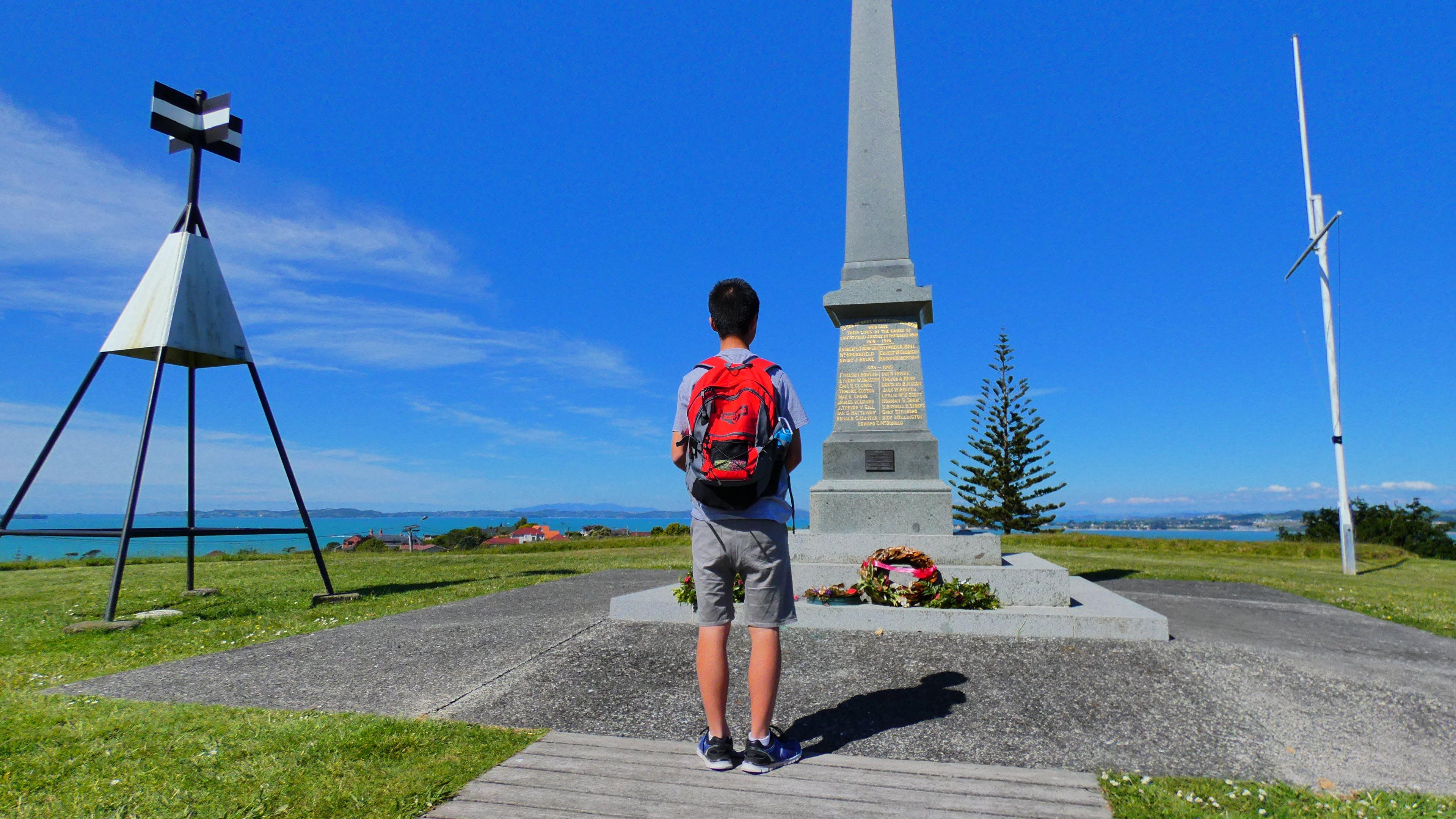 Δωρεάν στοκ φωτογραφιών με μνημείο, πάρκο