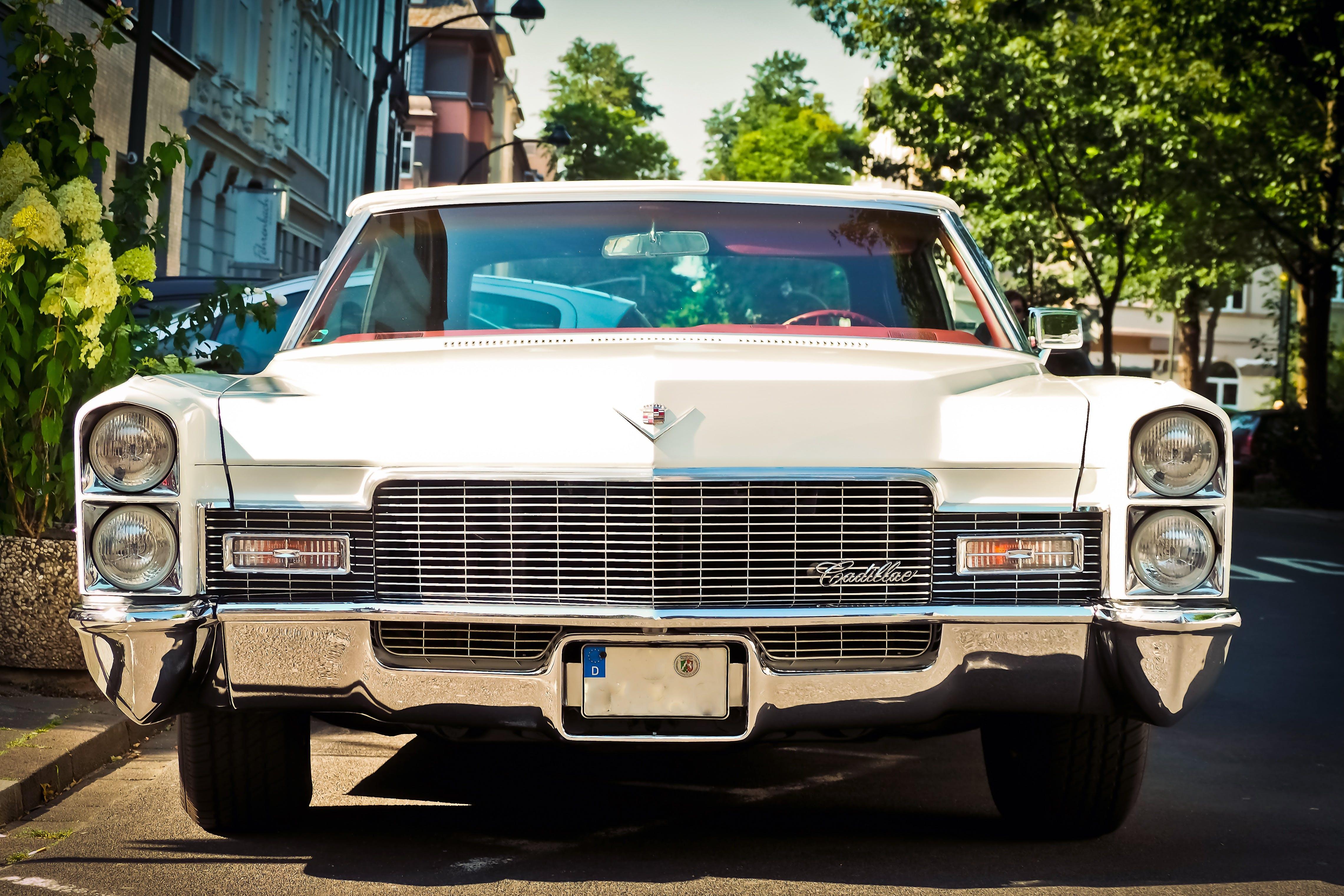 Základová fotografie zdarma na téma auto, automobil, automobilový, cadillac