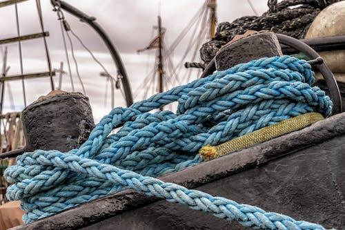 Бесплатное стоковое фото с веревка, снимок крупным планом