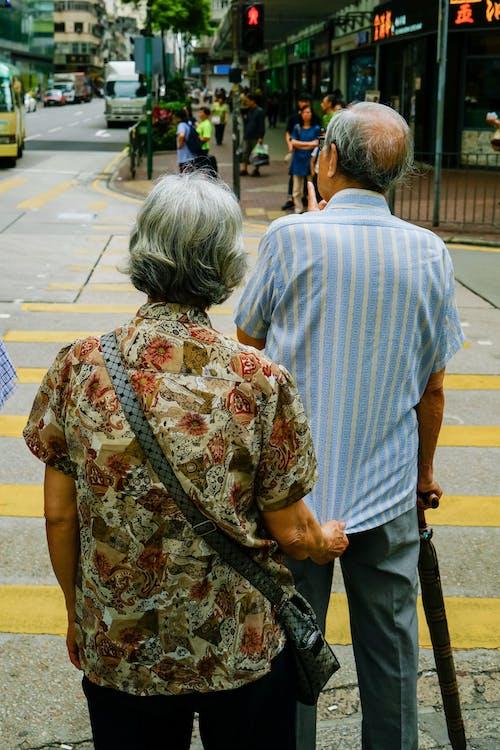 คลังภาพถ่ายฟรี ของ กลางวัน, คนเอเชีย, คู่, ถนน