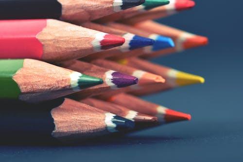 彩色鉛筆 的 免费素材照片