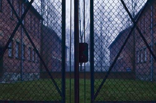 Fotos de stock gratuitas de auschwitz, barrera, cerrar, edificio