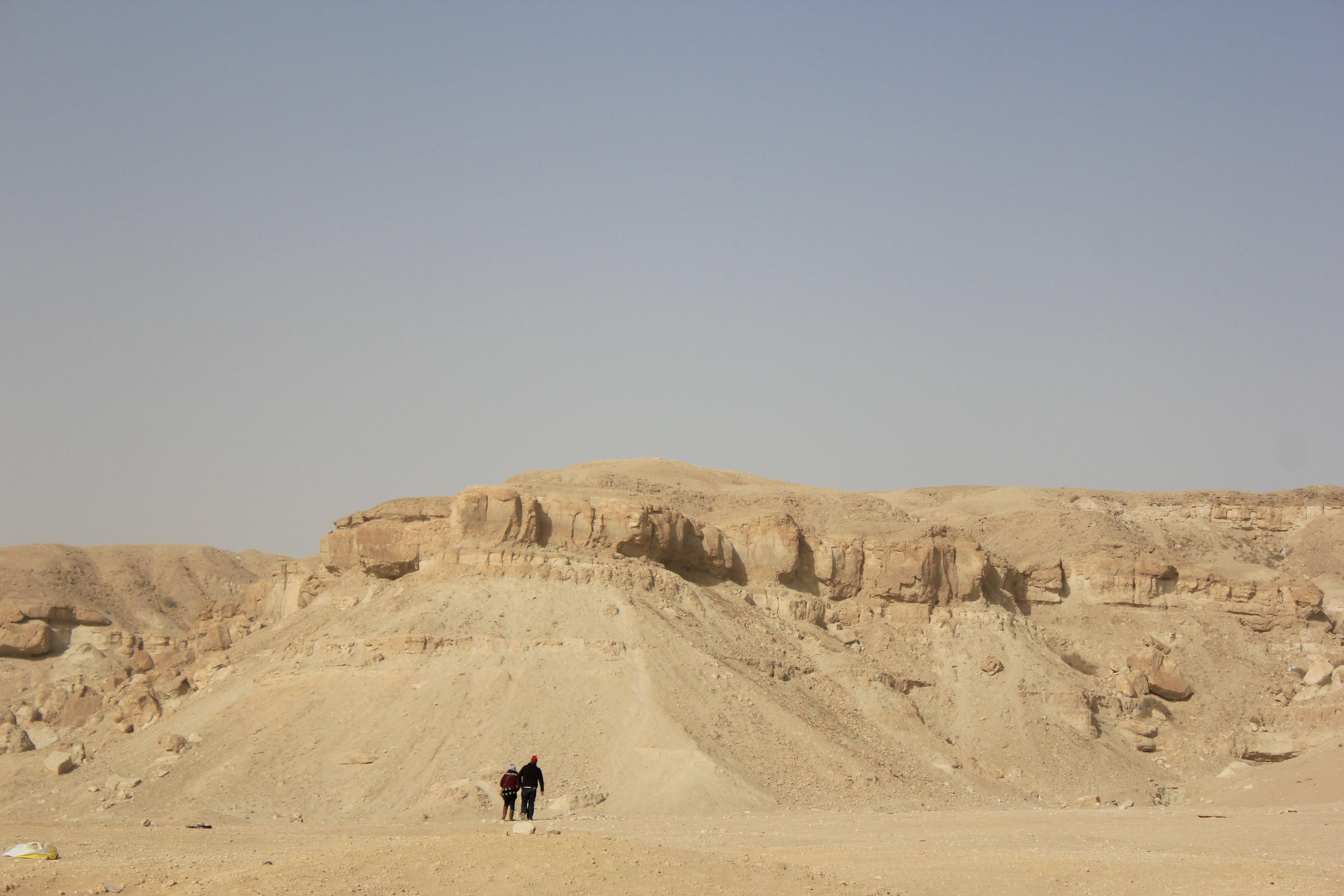 Kostenloses Stock Foto zu kuwait, morgen, sonnenaufgang, staub