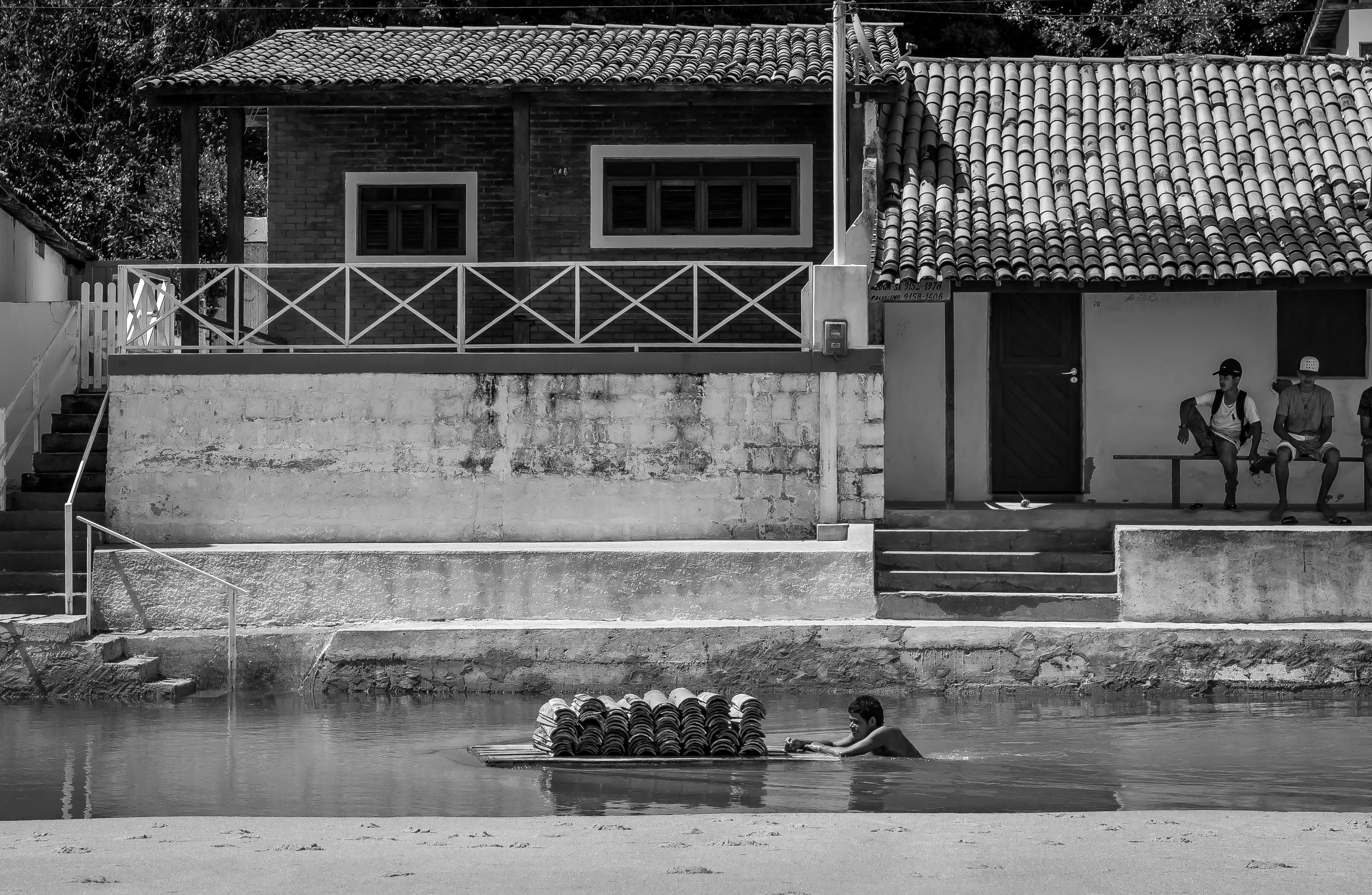 Free stock photo of black and white, black and-white, black&white, brasil