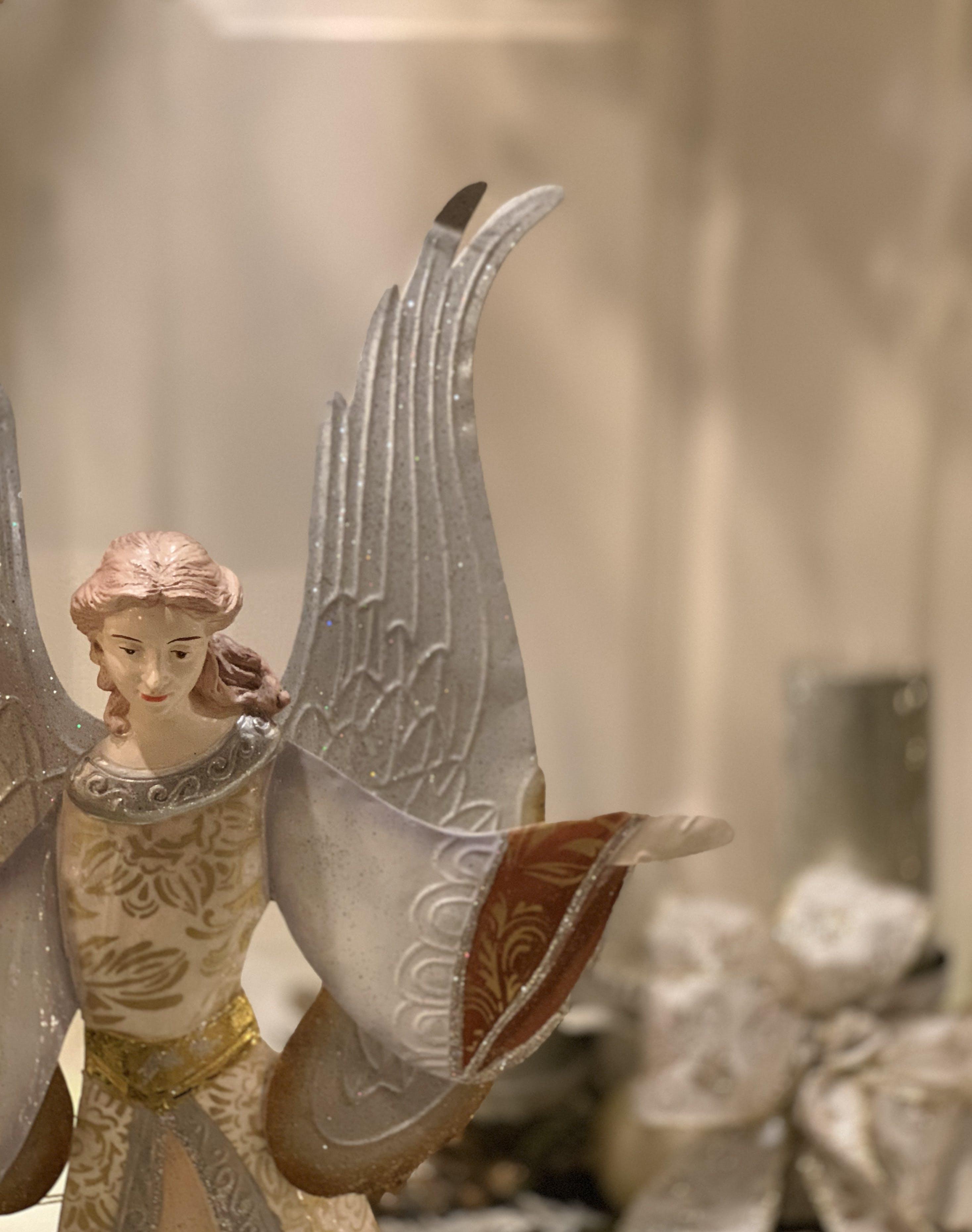 Free stock photo of angel, christmas, christmas angel