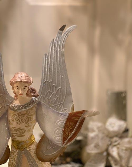 Immagine gratuita di angelo, angelo di natale, natale