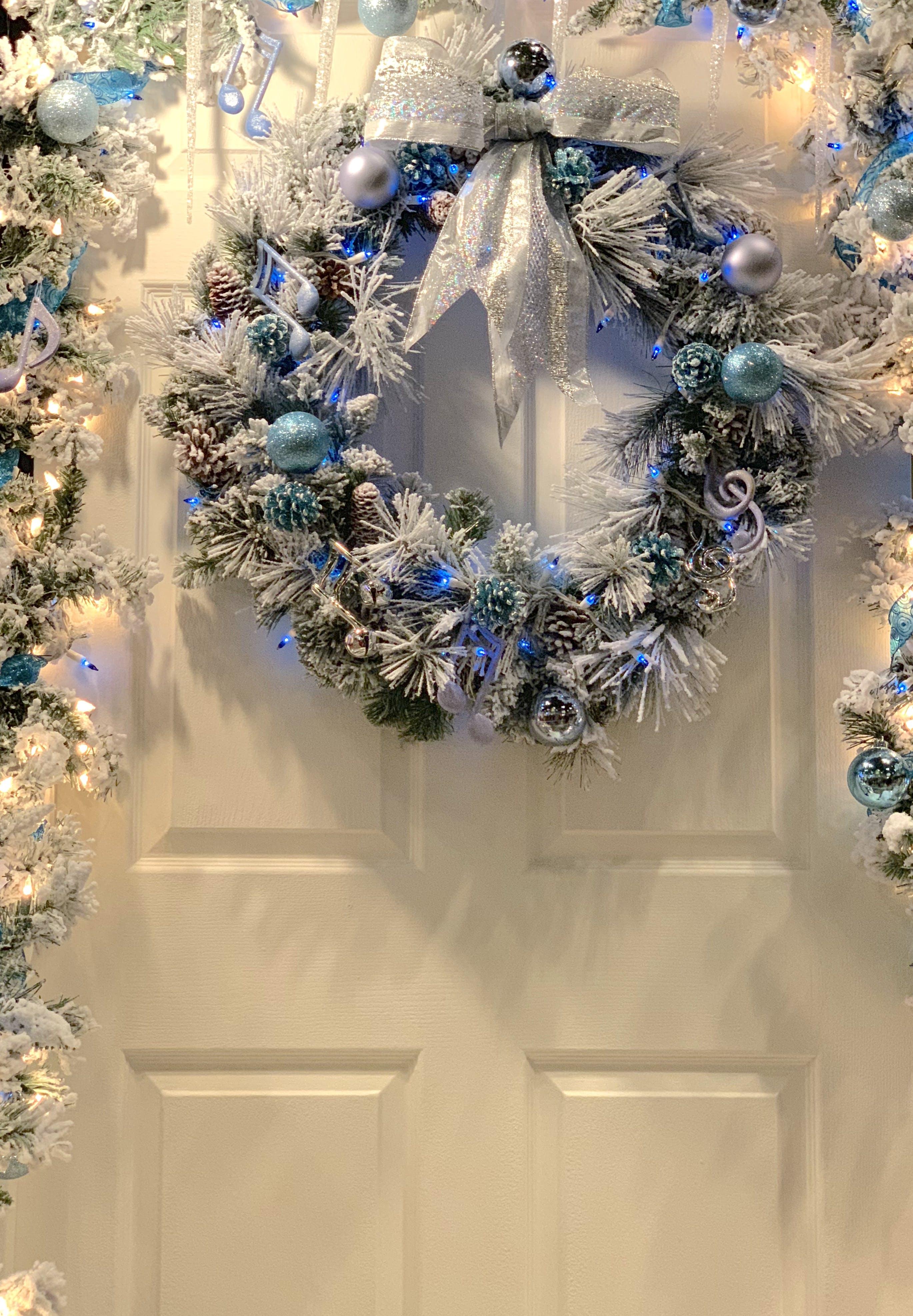 Free stock photo of christmas, Christmas wreath, wreath