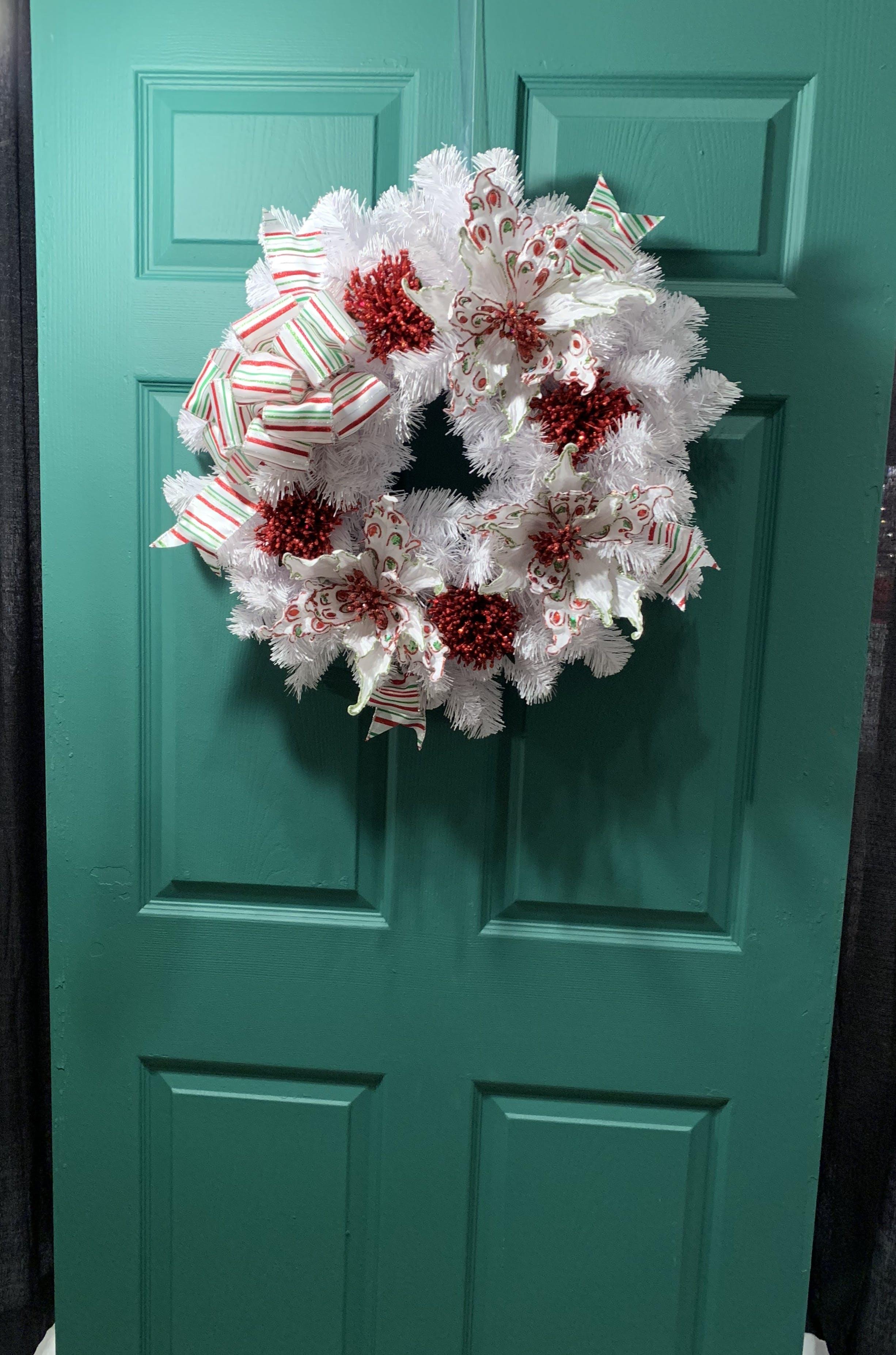 Free stock photo of christmas decor, christmas decorations, wreath