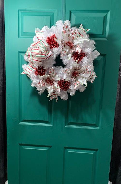 Immagine gratuita di corona, decorazioni natalizie