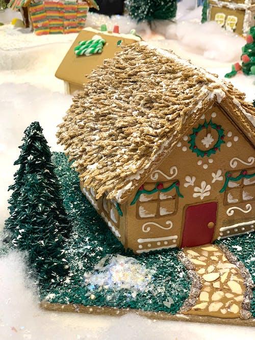 Kostenloses Stock Foto zu lebkuchen, weihnachten