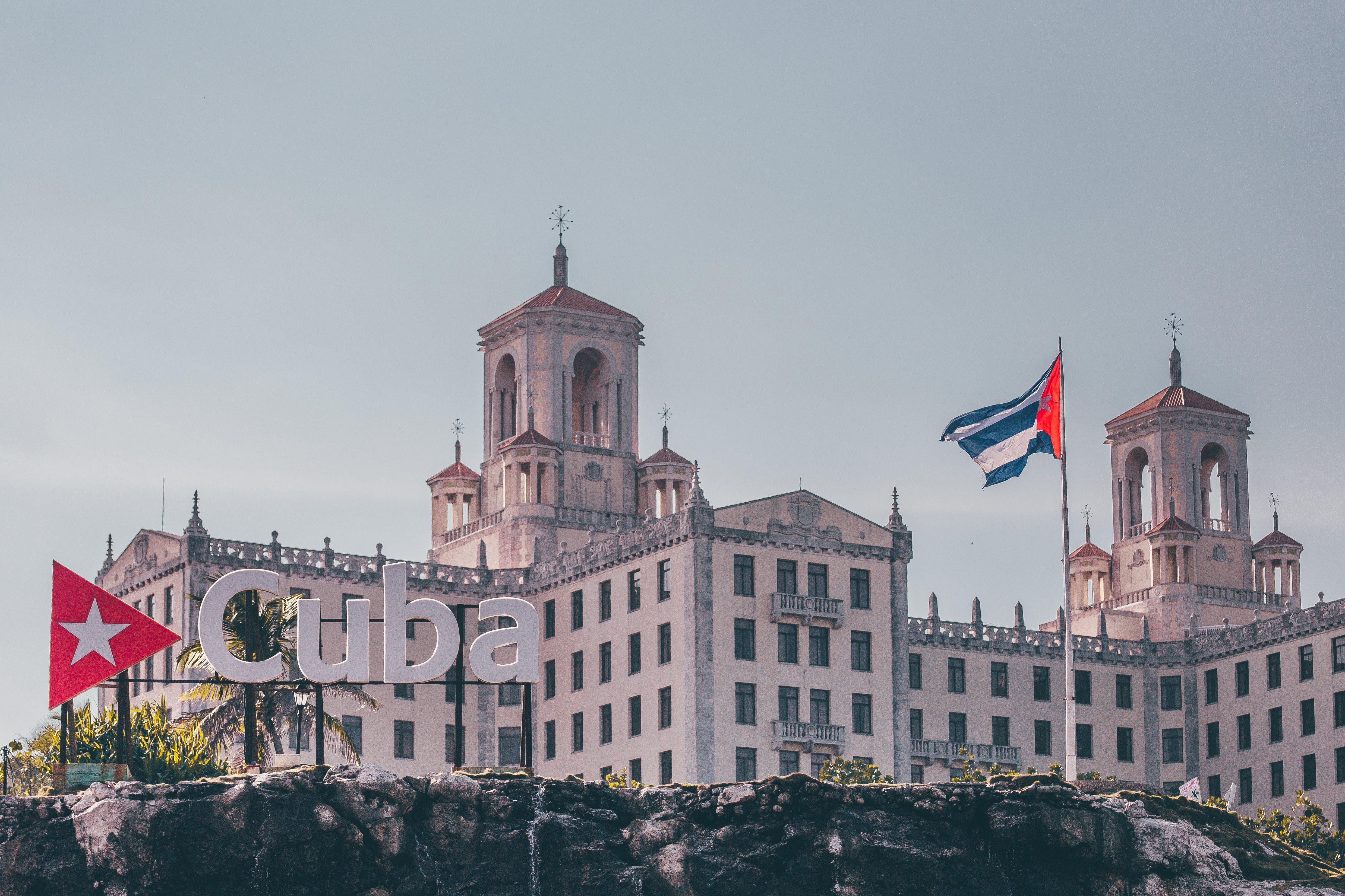 Fotos de stock gratuitas de administración, arquitectura, cielo, Cuba
