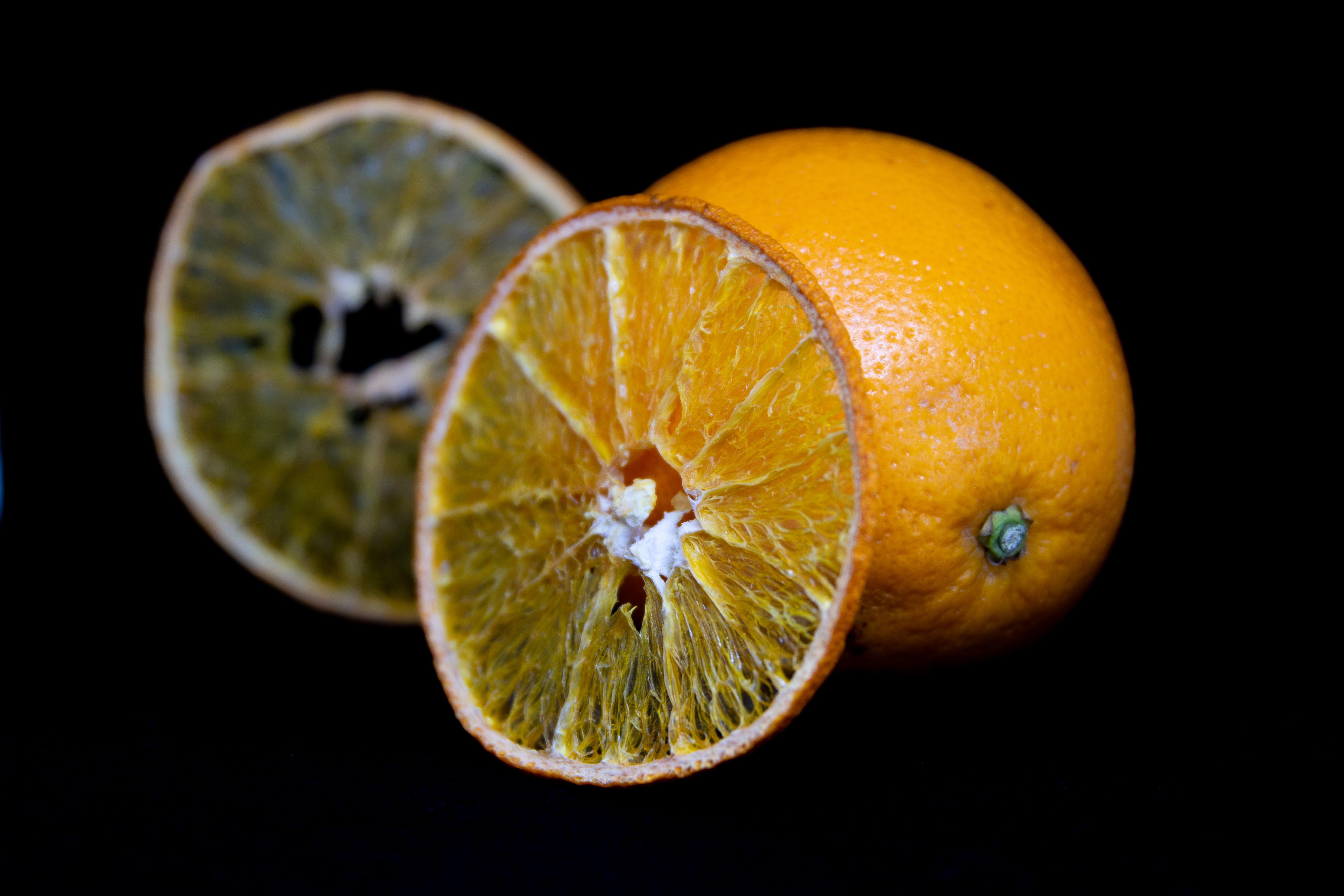 Бесплатное стоковое фото с апельсин, вкусный, еда, ломтики