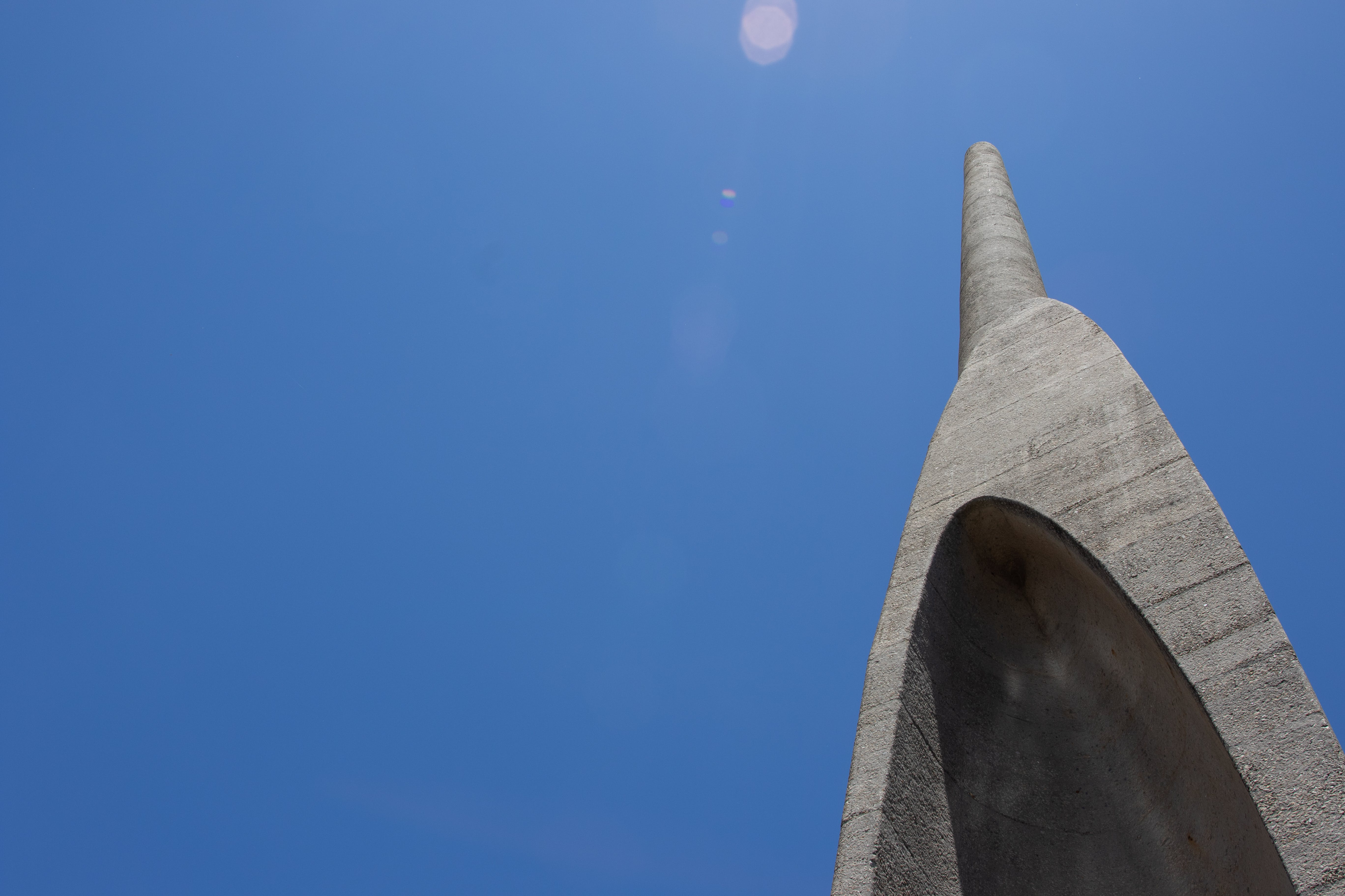 Free stock photo of afrikaans, architecture, blue sky, concrete