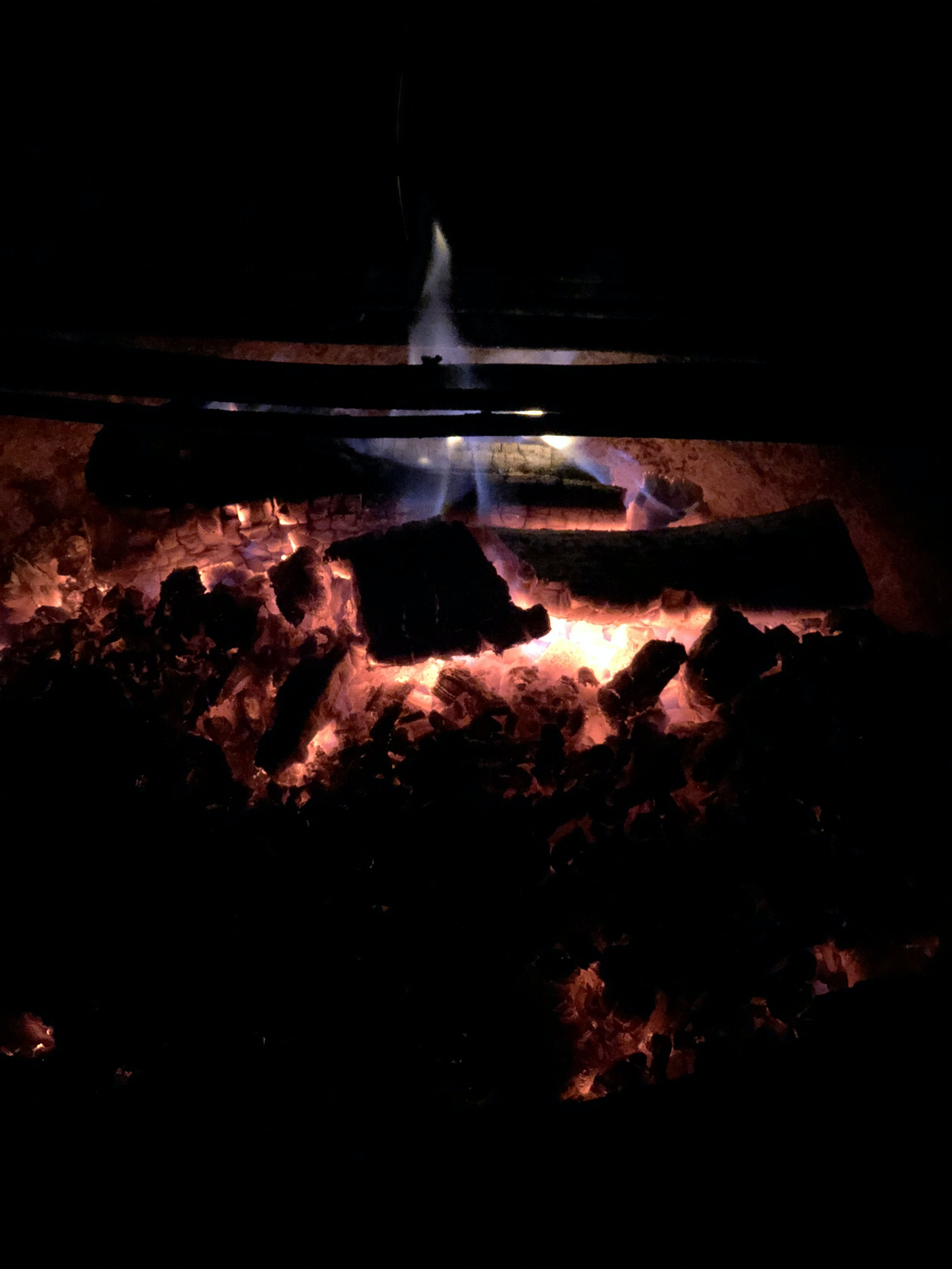 Free stock photo of campfire, camping, embers, fire