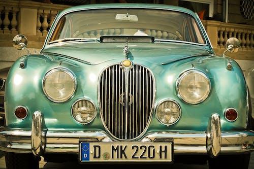 Photos gratuites de automobile, classique, jaguar, pare-choc
