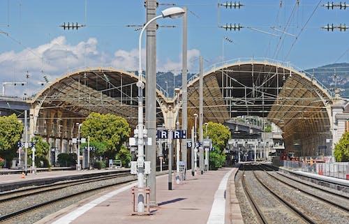 Imagine de stoc gratuită din arhitectură, cale ferată, gară