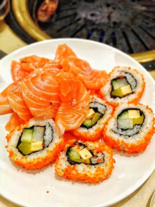 Základová fotografie zdarma na téma asijská kuchyně, bufet, fotografie jídla, jídlo