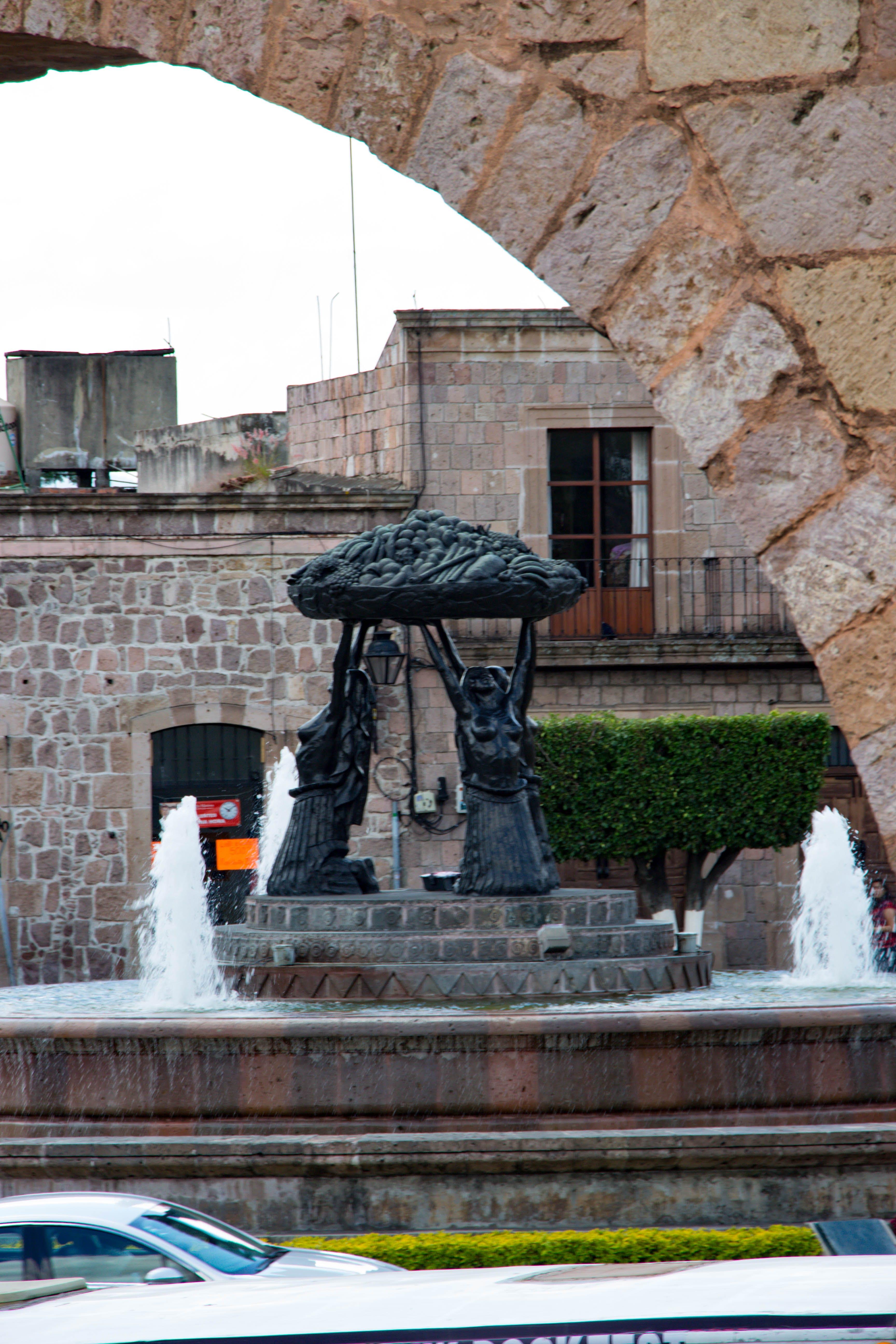 Kostenloses Stock Foto zu canon, innenstadt, mexikanisch, monument