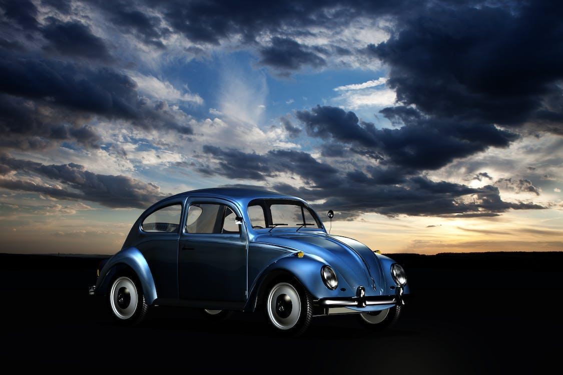 Δωρεάν στοκ φωτογραφιών με beetle, volkswagen, αυτοκίνηση