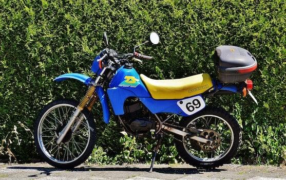 Free stock photo of vehicle, motorcycle, moped, enduro