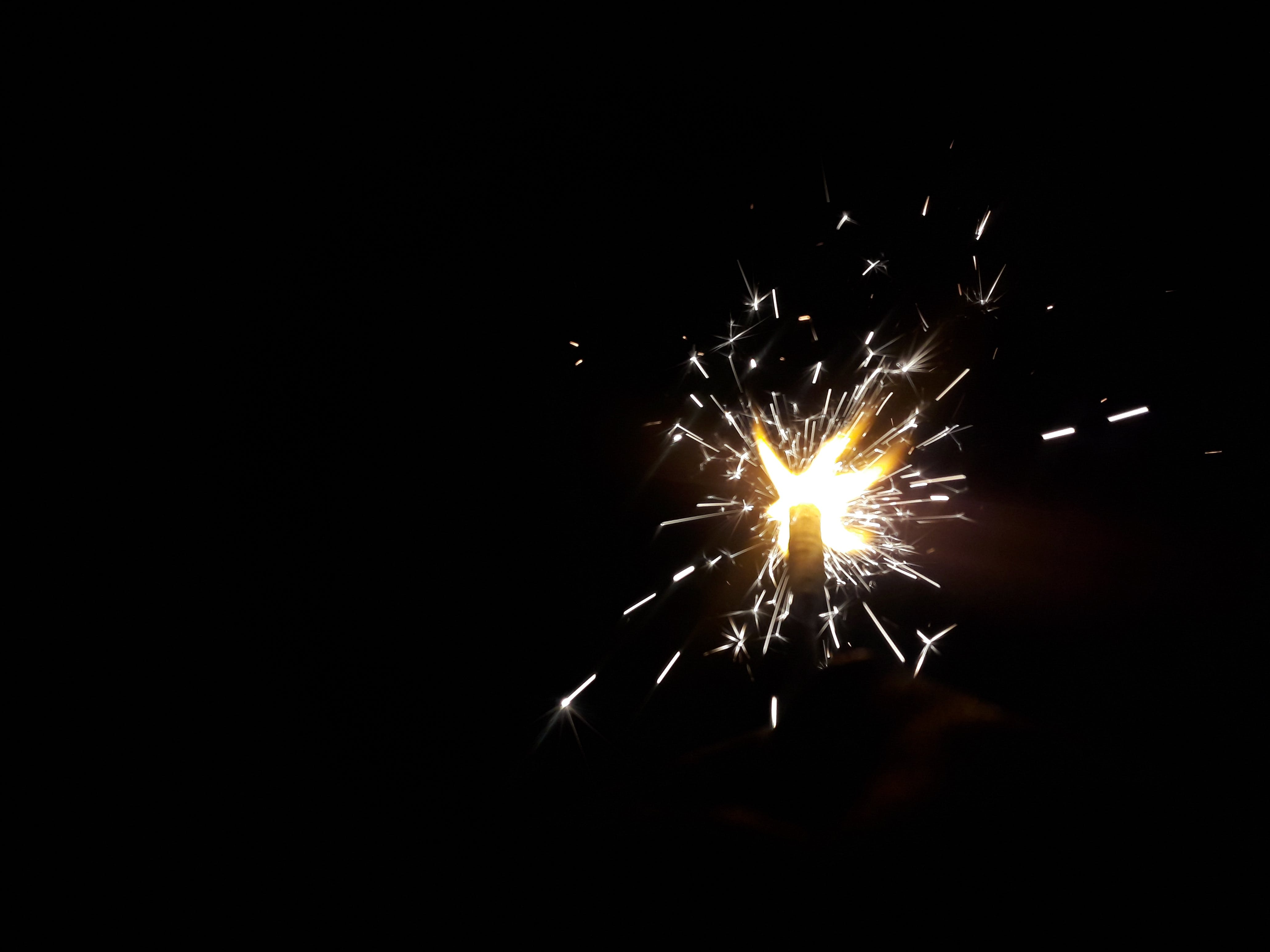 Free stock photo of sparkle