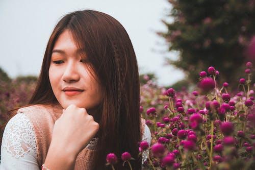 亞洲人, 亞洲女孩, 人, 可愛 的 免费素材照片