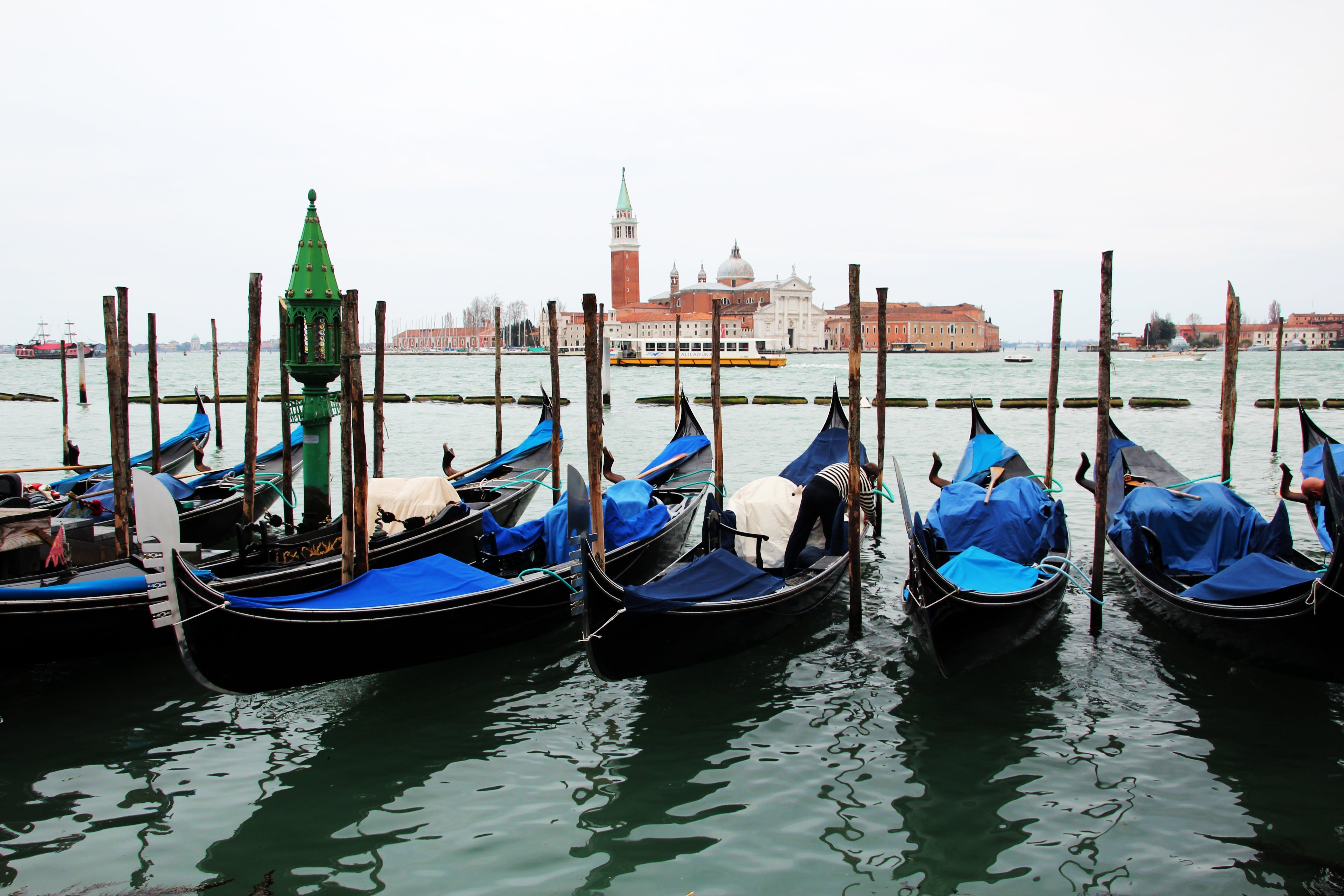 Free stock photo of romantic, port, italy, parking